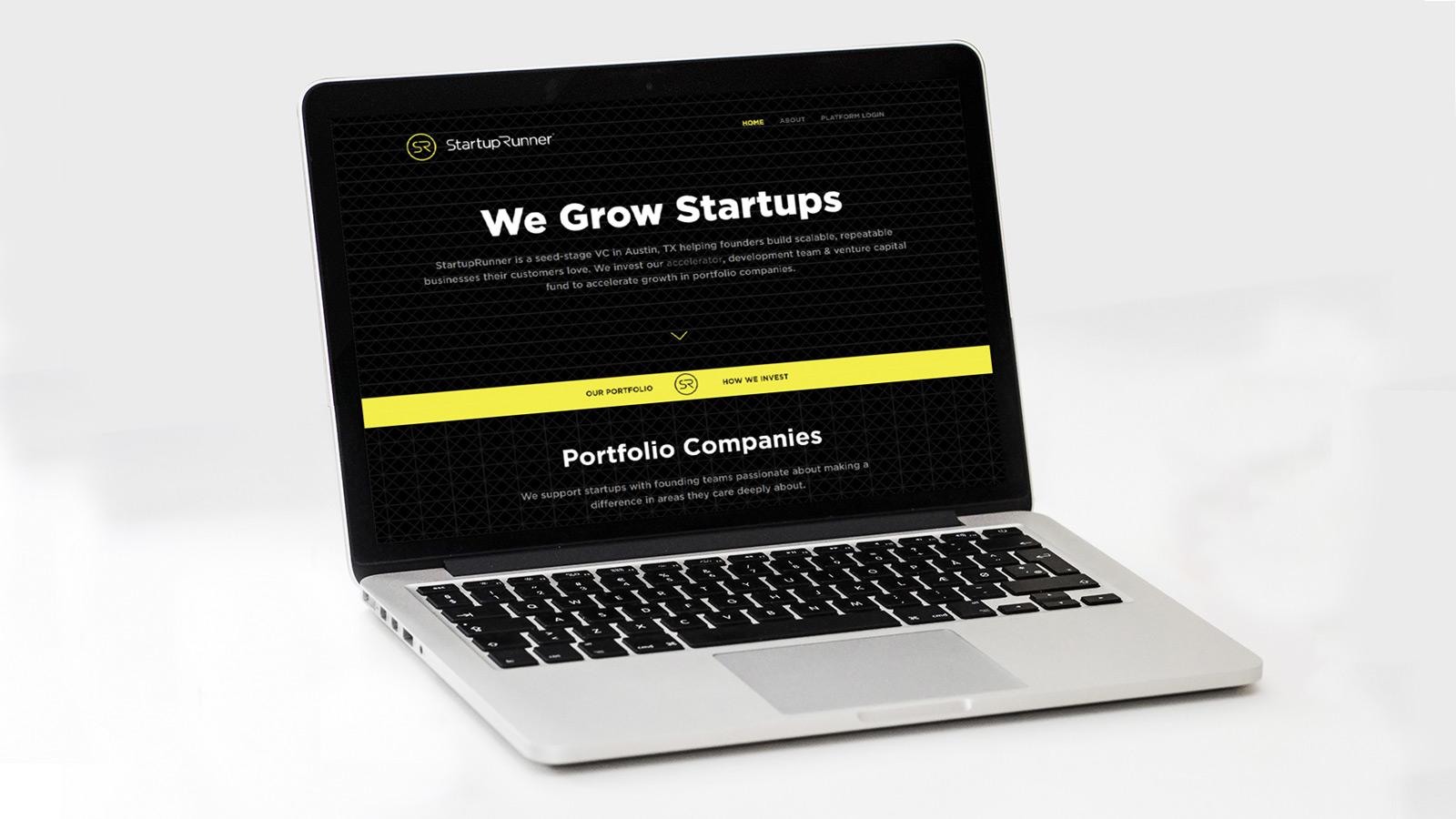 Startup Runner 1