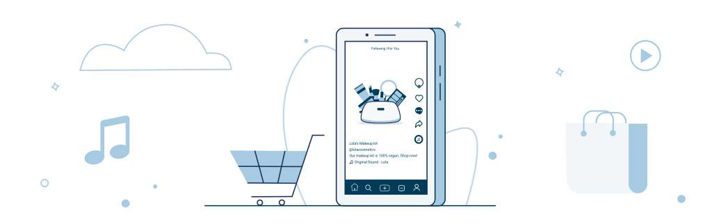 Shopify's New In-App Shopping Feature on TikTok — Merchants can now sell directly to TikTok audience 1